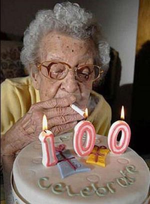 Celebrating 100
