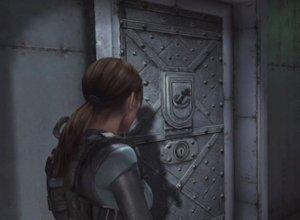 Anchor door