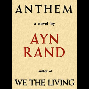 Anthem By Ayn Rand Sci Fi Classic Review Tug