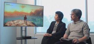 Aonuma and Miyamoto