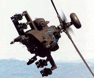an Apache Longbow