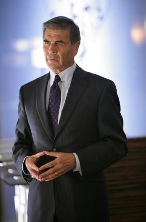 Arthur Petrelli--played by acting veteran Robert Forster--is one of the show's best villains, even if his motivations remain unclear