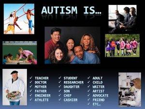 Autism is