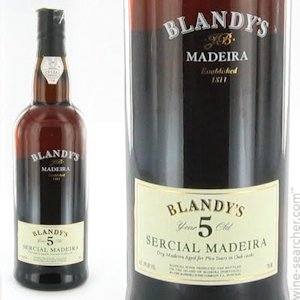 Blandy's 5 Year Sercial