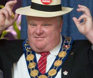 Mayor Bob Ford