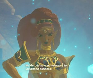 The Gerudo don't tolerate unfinished business
