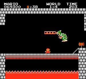 NES Bowser