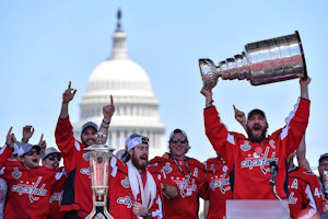 The Washington Capitals and the Stanley Cup