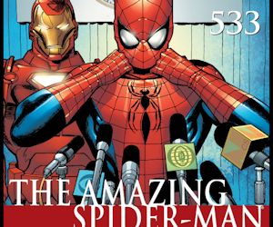 The Amazing Spider-Man #533