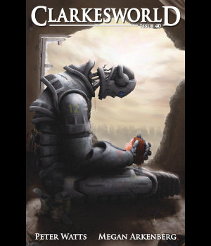 Clarkesworld Issue 40