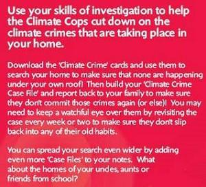 Climate Cops!