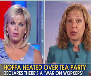 Debbie Wasserman Schultz on Fox & Friends