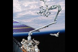 Robots in space--it doesn't get any cooler!