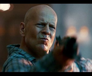 John McClane will shoot you in the face