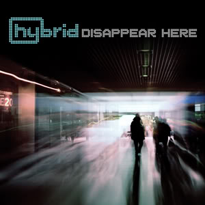 Hybrid: Disappear Here cover