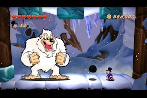 DuckTales: Remastered, Himalaya Boss