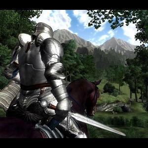 Screenshot from Elder Scrolls IV