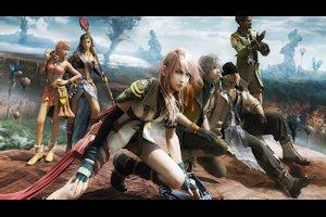 Final Fantasy XIII artwork