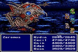 Final Fantasy II / IV