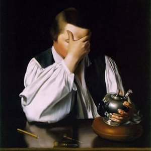 Founding Father Facepalm