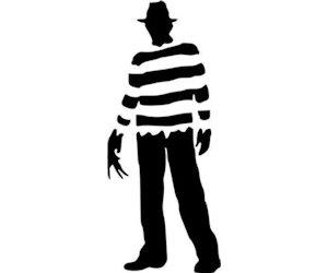 Freddy silhouette