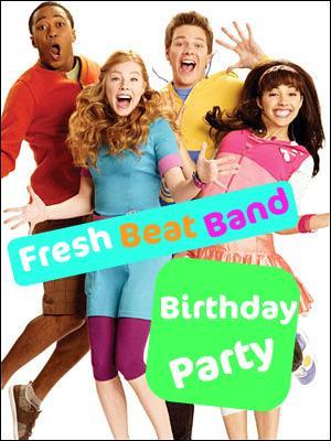 Fresh Beat Band