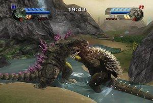 Godzilla vs. Anguirus