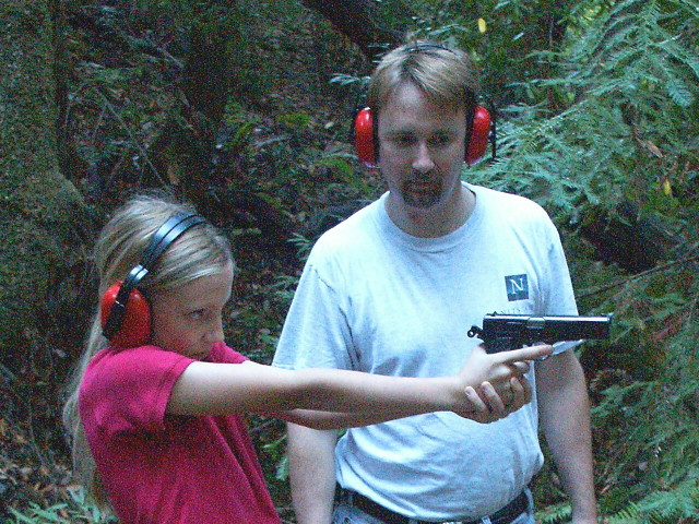 If you own a gun and have children, it is your responsibility to teach gun safety
