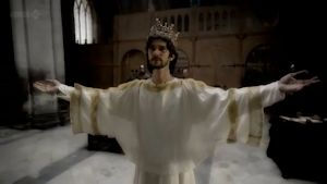 King Richard as Jesus
