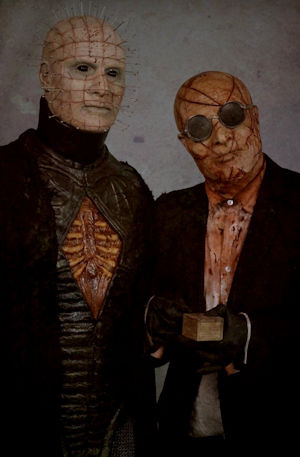 Pinhead and the Assessor