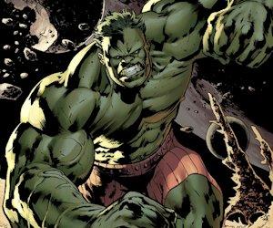 Hulk in Space