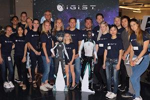 The IGIST team