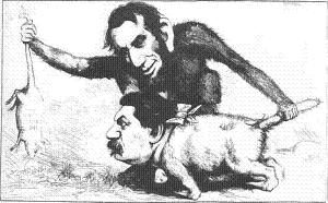Abraham Lincoln: the first, but definitely not the last, president to be compared to a monkey