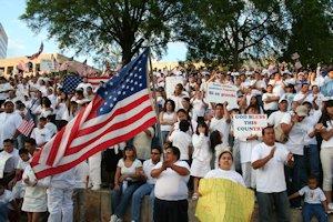 Marshall Park vigil