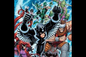 Inhumans in the comics
