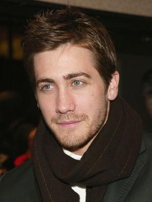Jake Gyllenhaal - strong, passionate, and just a little dumb