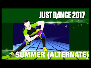Just Dance - Summer (alternate)