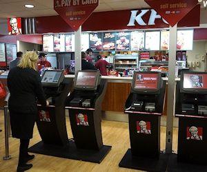 KFC Kiosks
