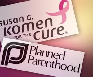 Susan G. Komen and Planned Parenthood