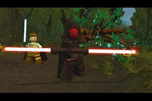 Lego Star Wars Screenshot