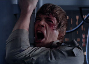 Luke just learned something impossible