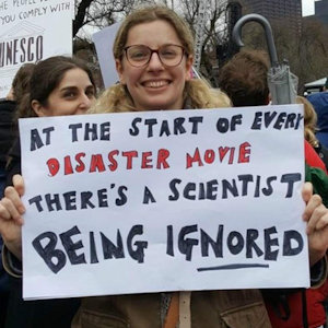 March for Science poster