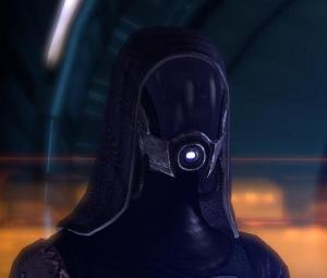 While Tali herself does not make an appearance, quarians are a major part of Ascension
