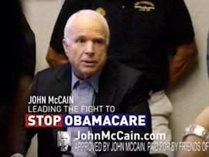 McCain Campaign Ad