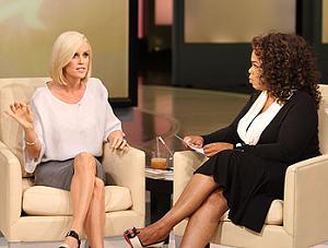 Jenny McCarthy on Oprah