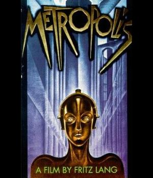 If you see just one silent movie in your lifetime, make it Metropolis (if you see two, watch Nosferatu as well)
