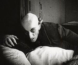 Max Schreck as Count Orlok