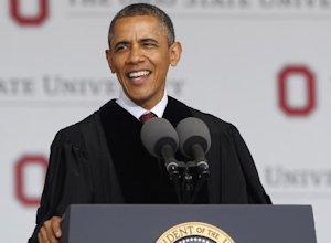 Obama at Ohio State