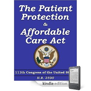 PPACA Kindle edition