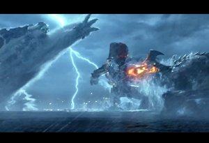 Jaeger v Kaiju